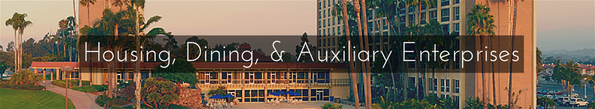 Housing, Dining, & Aux
